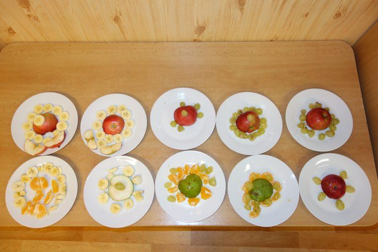 Ovoce a zelenina – Sedmikráska I.