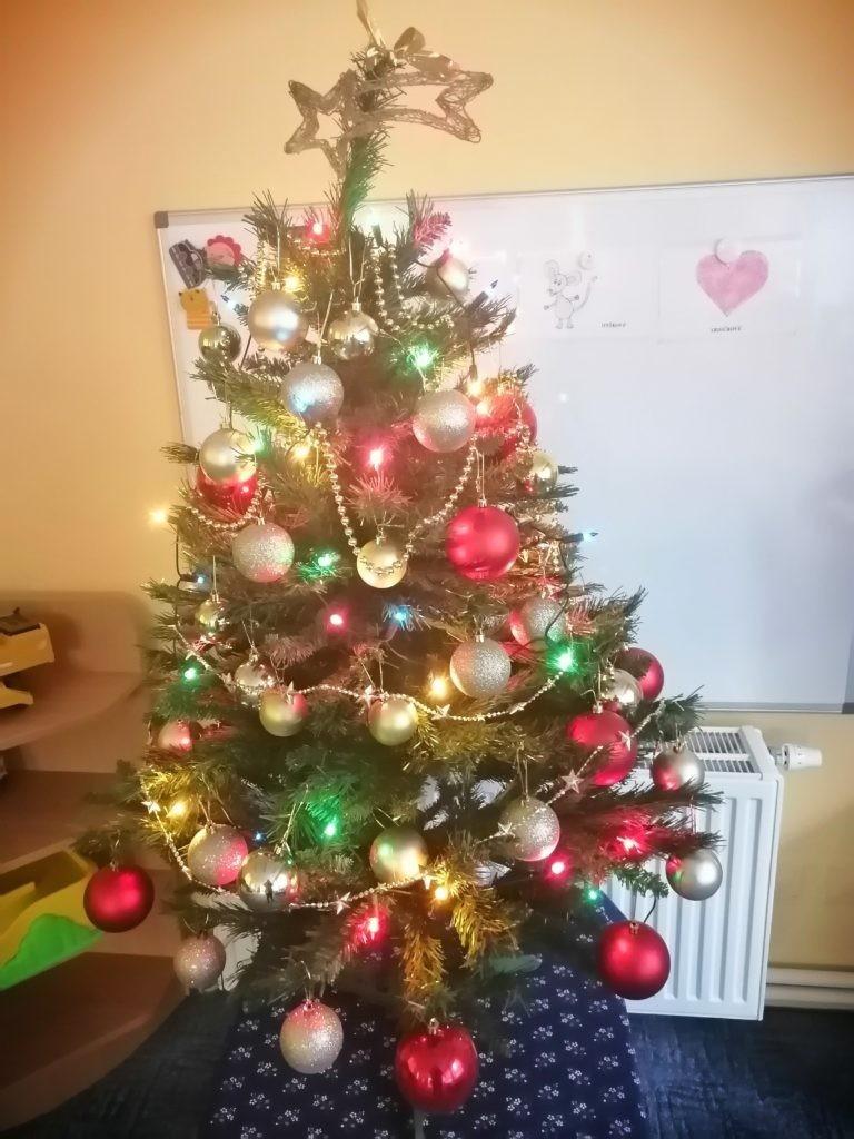 Vánoční přípravy u Hvězdiček
