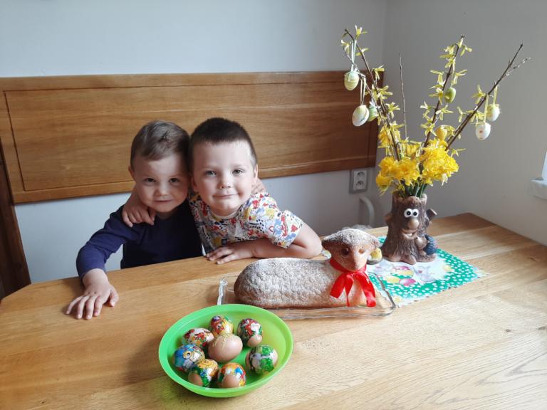 Distanční výuka – Velikonoce